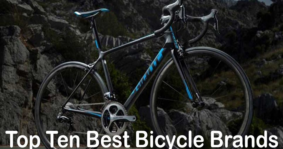 Top Ten Best Bicycle Brands