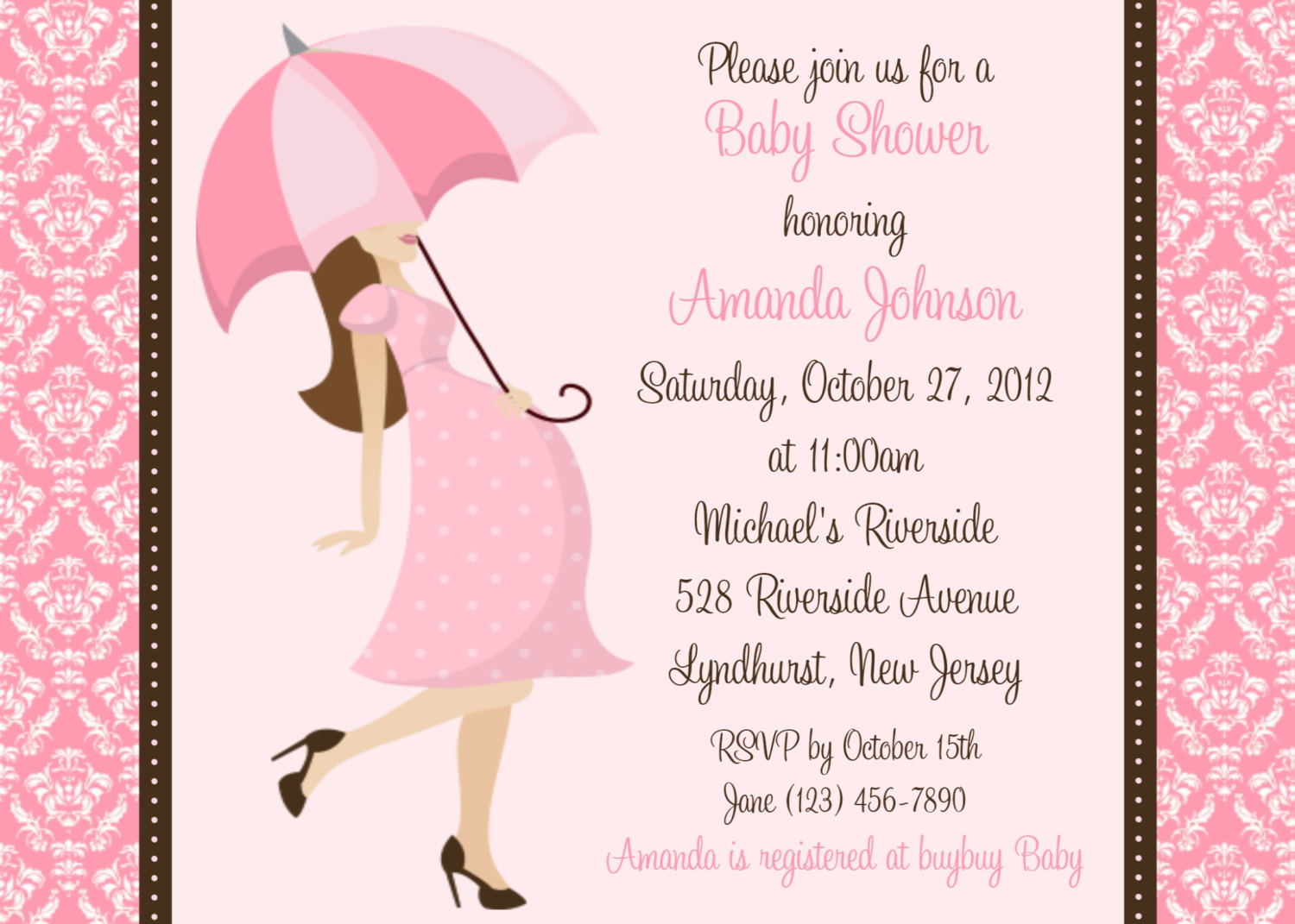 Baby shower invitation wording baby shower invitation wording life filmwisefo
