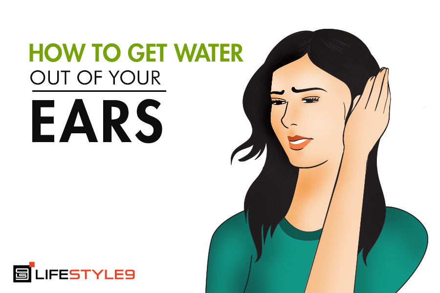 How To Get Water Out Of Your Ears