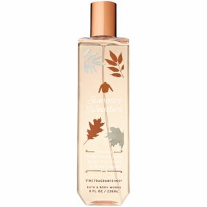 what is body mist