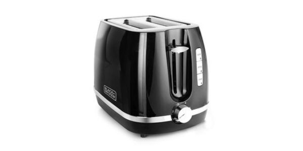 Black + Decker Pop-up Toaster