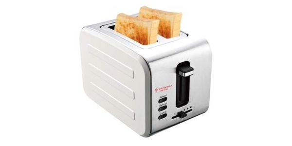 DUVERRA Stainless Steel Pop-up Toaster