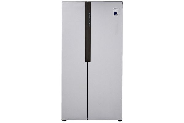 Haier 565 L Inverter Frost-Free Side-By-Side Refrigerator