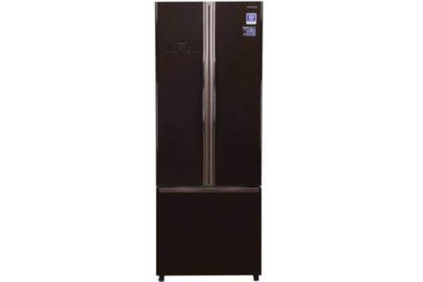 Hitachi WB480PND2 456 L Frost Free French Door Refrigerator