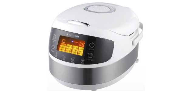 RNG EKO GREEN (3-in-1) Digital Smart Electric Multifunction Cooker