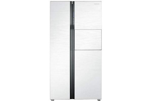 Samsung 604 L Inverter Frost-Free Side-by-Side Refrigerator