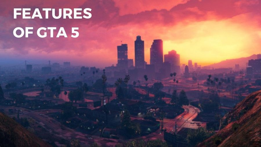GTA 5 features